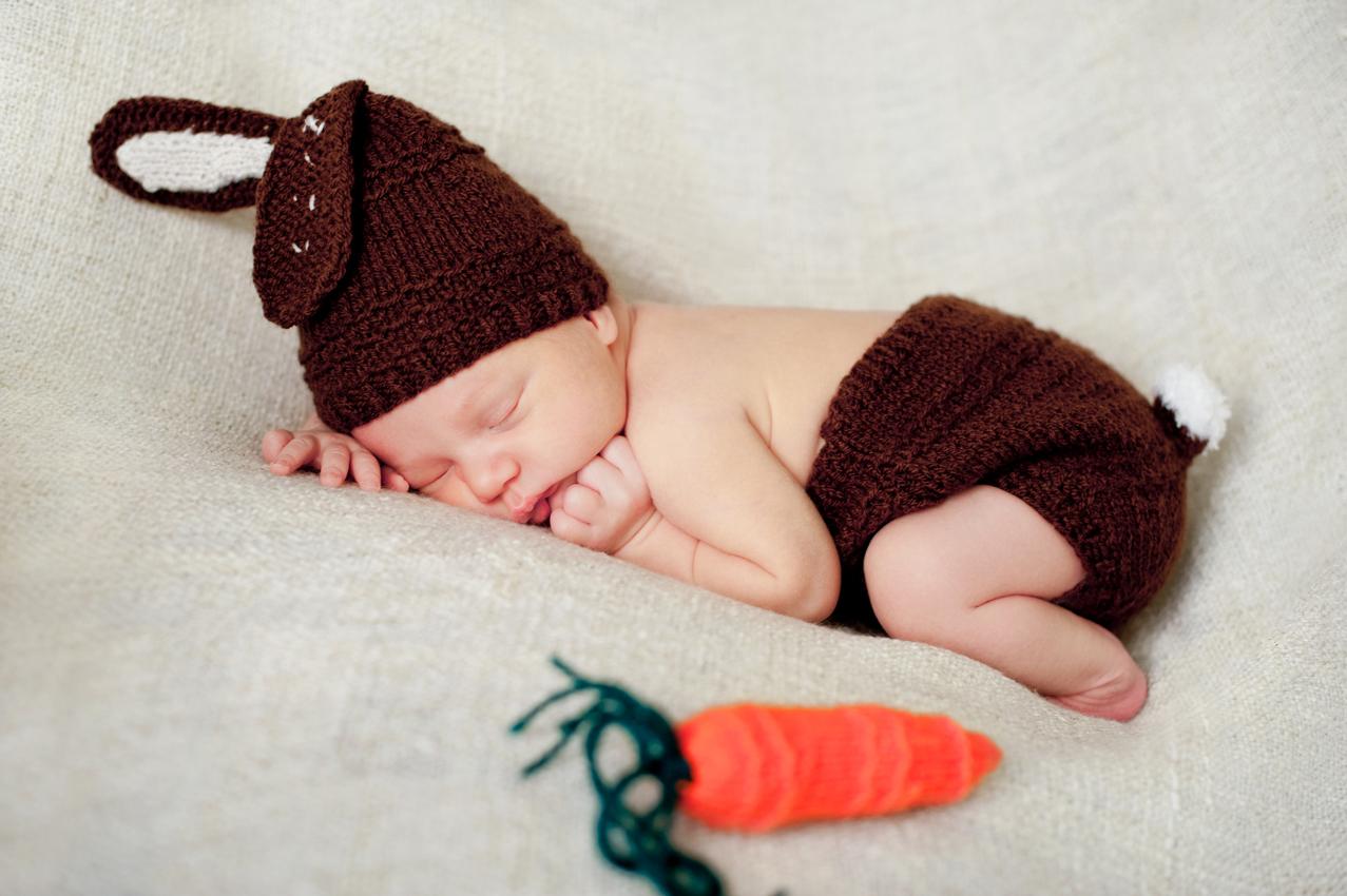 Neugeborene-Fotografie